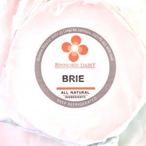 Brie Australian creamy