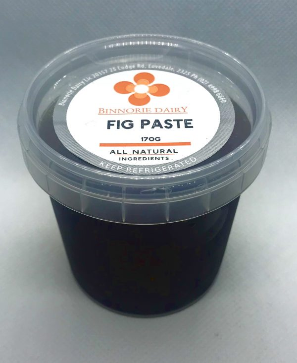 fig paste cheese condiment